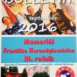 Bulletin ŠKST Humenné 2016