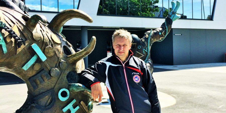 M. Begala: Na majstrovstvách Európy veteránov vo švédskom Helsinborgu sme sa herne nestratili